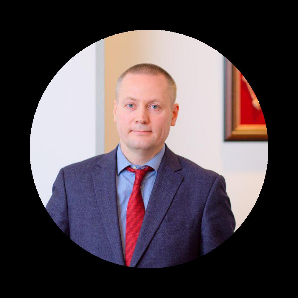 Илья Злуницын, управляющий Альфа-Банка по Петербургу и Ленобласти