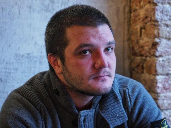 Евгений Хитьков/Фото: Михаил Огнев/«Фонтанка.ру»