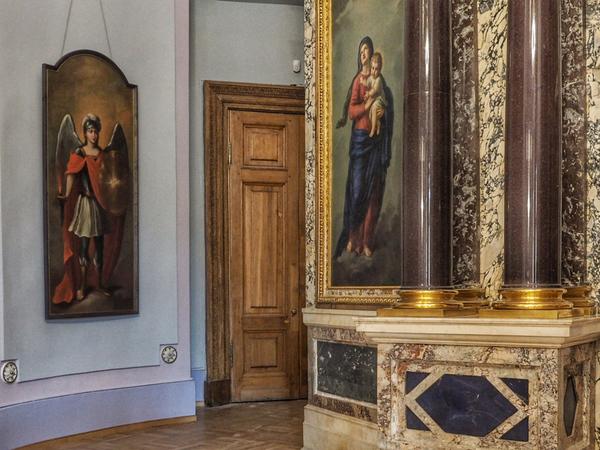 «На рассмотрении у юристов». РПЦ не подпишет на Культурном форуме соглашение об использовании храмов Русского музея