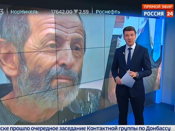 Как Борис Вишневский оказался рядом с доцентом Соколовым на телеканале «Россия»