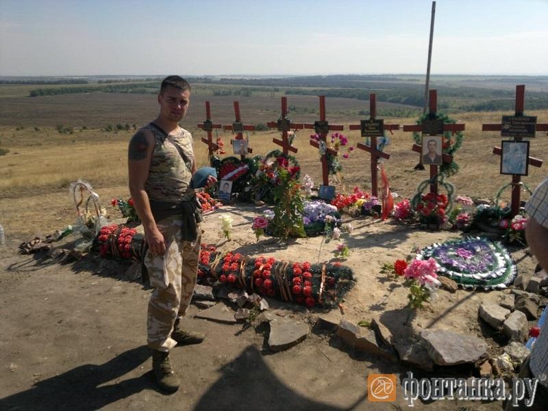 Высота Саур-могила, за которую шли бои и в Великую отечественную и в 2014-ом