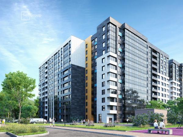 Петербургская Недвижимость» представила первый апарт-отель от Setl Group