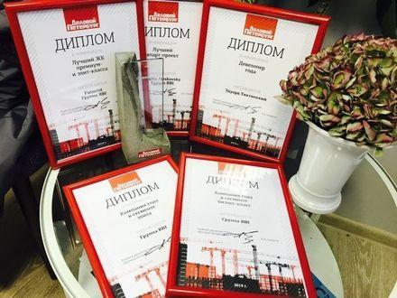 Группа RBI победила в пяти номинациях рейтинга строительных компаний 2019 года