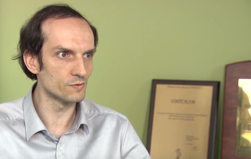 Борис Машковцев / скриншот с сайта YouTube