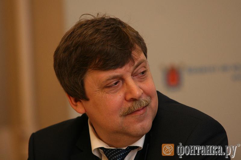 Василий Панкратов / автор фото Михаил Огнев/«Фонтанка.ру»