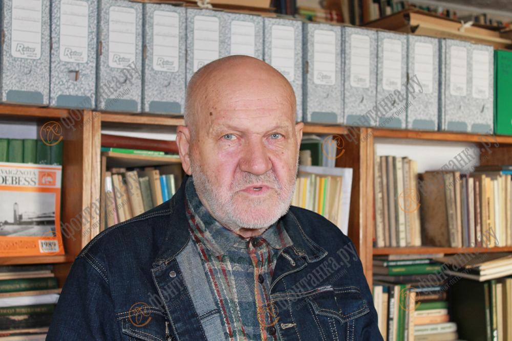 Янис Фибикс, сентябрь 2019 года / Фото Льва Годованника