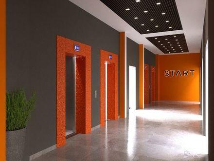 ПСК представил дизайн входных групп апарт-комплекса Start