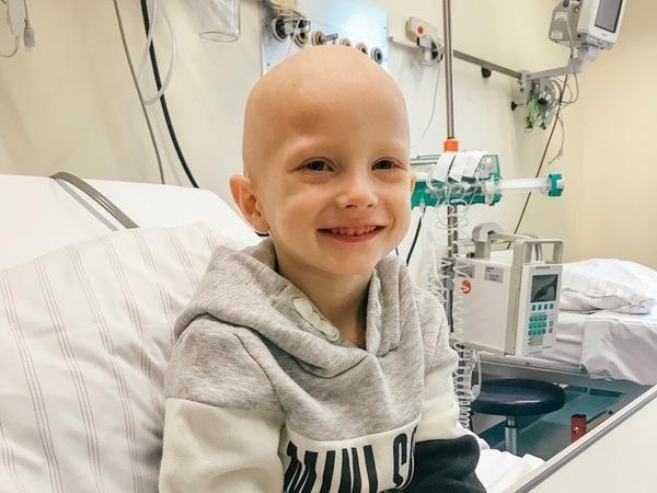 Помогите Алёше победить рак