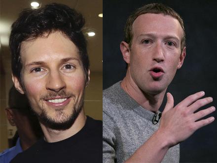 Дуров провоцирует, Цукерберг не реагирует. Кому опасен WhatsApp