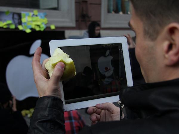 Я свои «яблочки» только отечественным софтом удобряю. Зачем Госдума гонит Apple из России