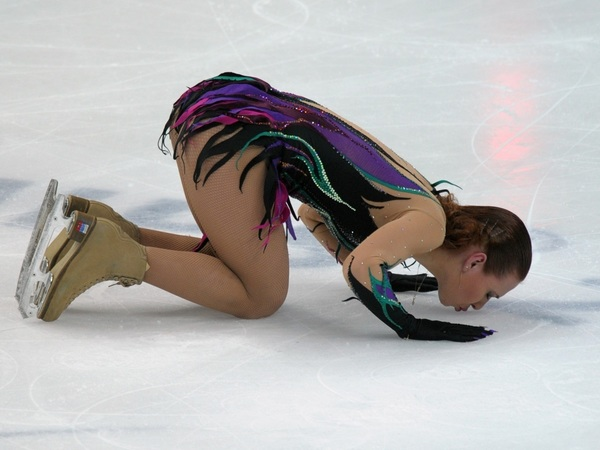 Алена Леонова / автор фото – Дмитрий Лебедев/Коммерсантъ