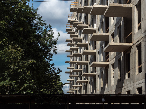 Модель для сборки. Почему строители вспомнили про панельное жилье
