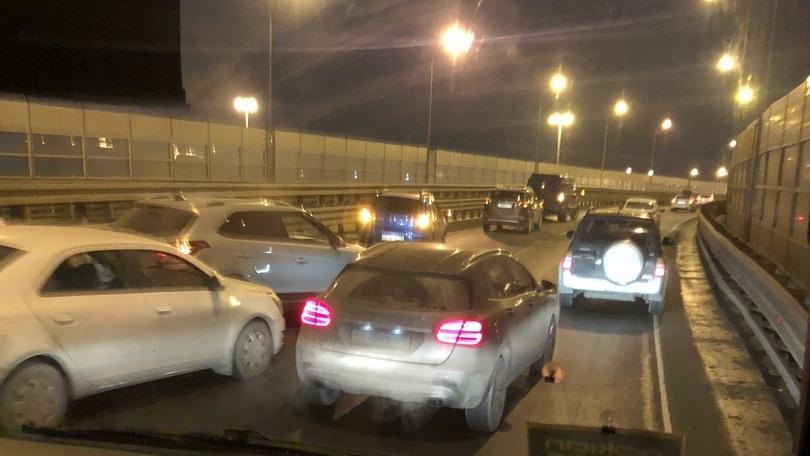 ДТП на Рябовском шоссе