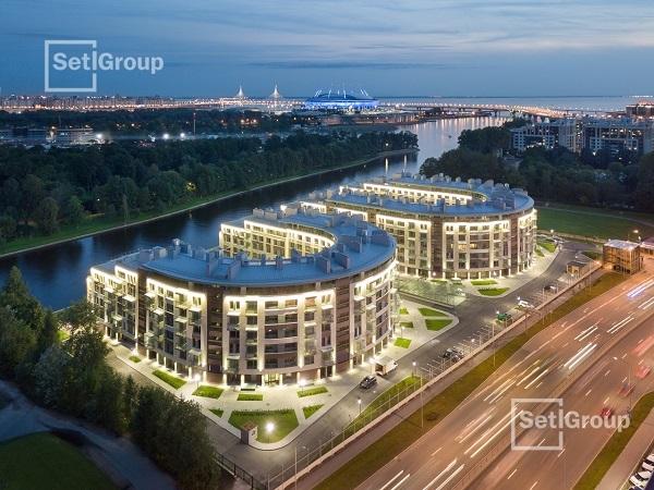 Stockholm – лучший жилой комплекс премиум-класса на конкурсе «Золотой Трезини»