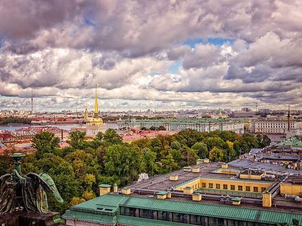 ГК «ПСК»: архитектуру центра Санкт-Петербурга развивает девелопмент