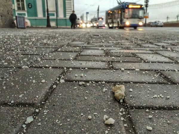 Фантомная соль Смольного. Чистые реагенты возвращаются на петербургские улицы