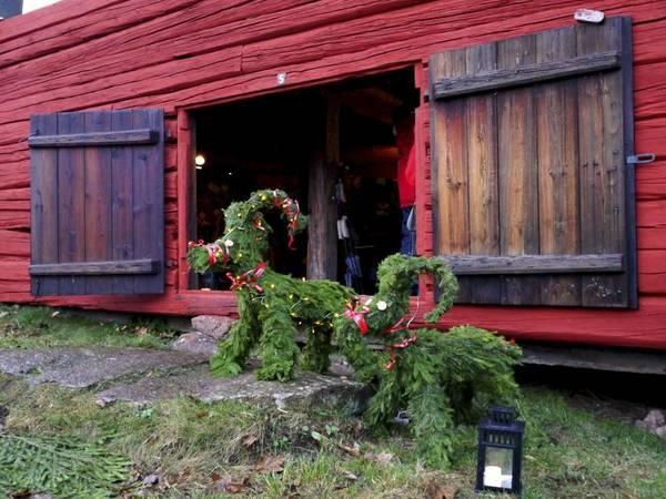 Выходные в Финляндии 30 ноября - 1 декабря: тропа к Рождеству, подарки и лёд