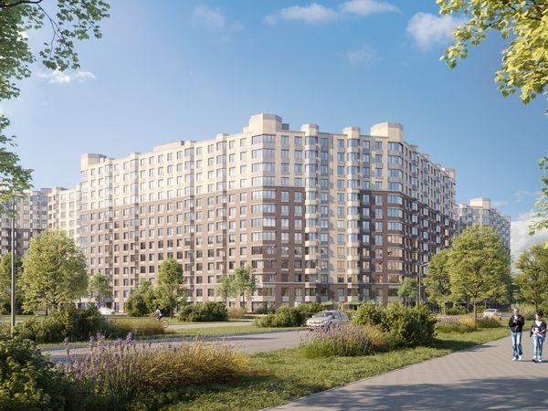 Жилой комплекс «Новое Купчино» аккредитован еще одним банком