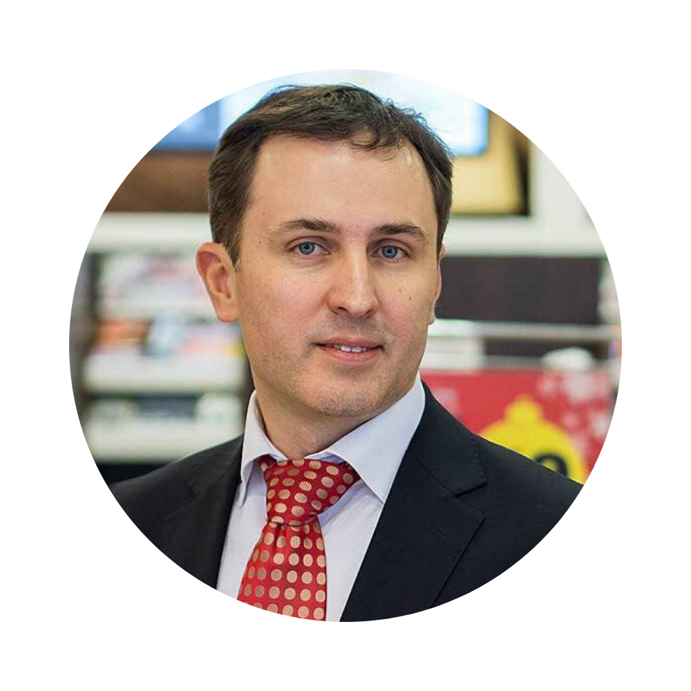 Юрий Брянцев, генеральный директор ООО «Сёркл Кей Россия»
