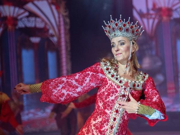 Татьяна Навка//Алексей Смагин/Коммерсантъ