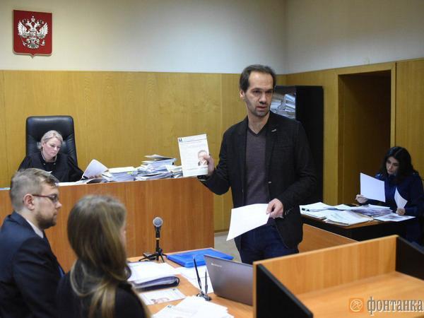 Жителей центра Петербурга рассудили по «Умному». Суд поверил в выбор под прессингом Навального
