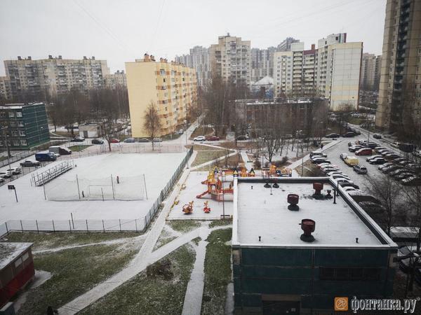 В выходные в Петербурге и Ленобласти будет мокро, скользко и туманно