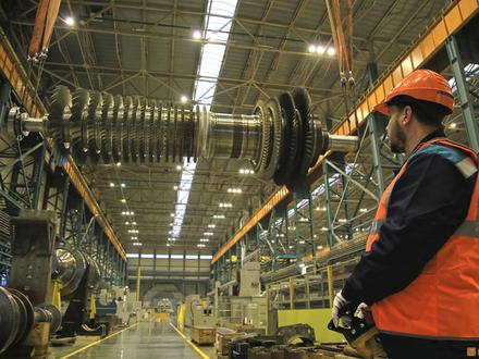 Дни турбин их. Как импортозамещение спасет «Силовые машины»