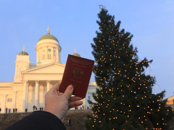 Турпоток россиян в Финляндию вырос на 18%. Один из 590 тысяч попал в Суоми нелегально