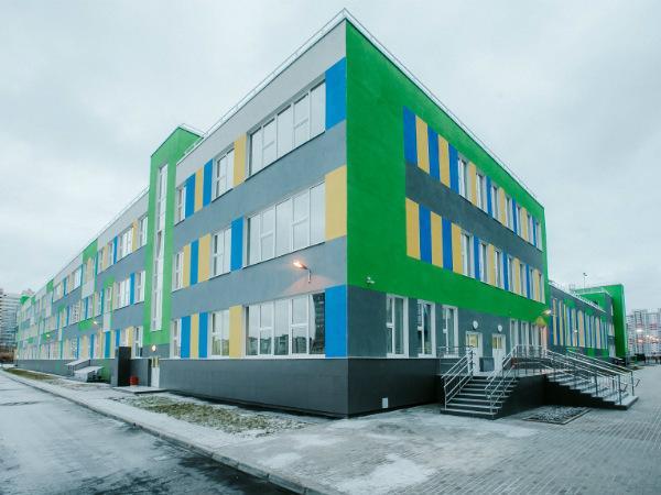 РСТИ получил разрешение на ввод в эксплуатацию школы № 219