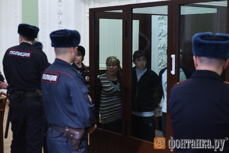 Шохиста Каримова, приговорена к 20 годам по делу о теракте в метро Петербурга