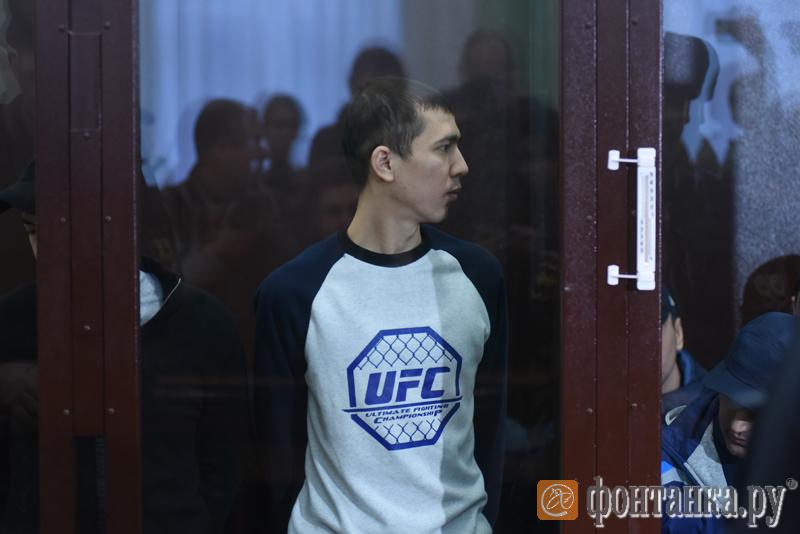 Аброр Азимов, приговорен к пожизненному заключению по делу о теракте в метро Петербурга
