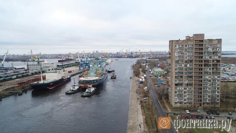 автор фото Илья Выдревич/«Фонтанка.ру»