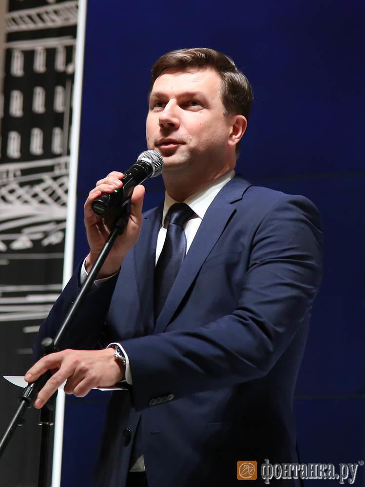 вице-губернатор Николай Линченко