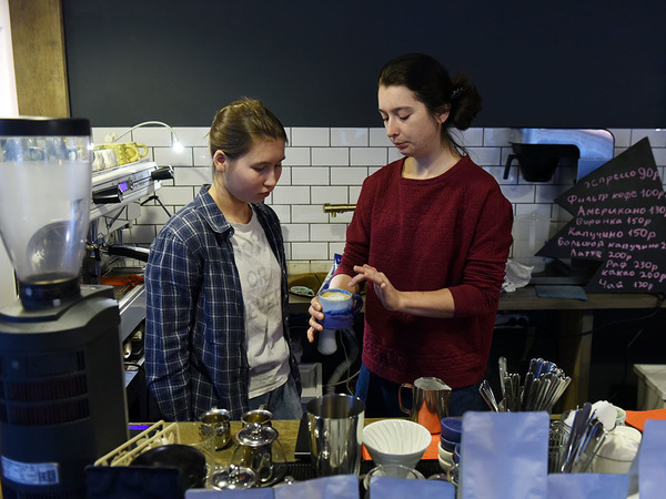 Теория большого социального прорыва. Как открыть кафе в Петербурге и устроить на работу особенных сотрудников