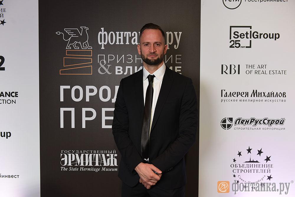 директор северо-западного региона группы «О'КЕЙ» Хонор Илавски