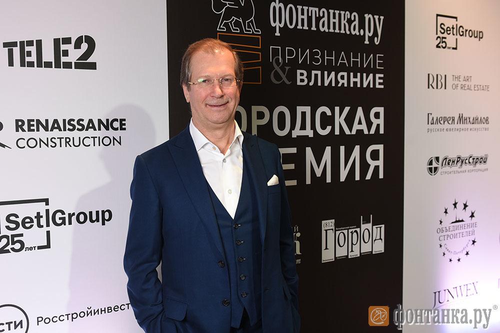 глава Herst Shkulev Виктор Шкулёв