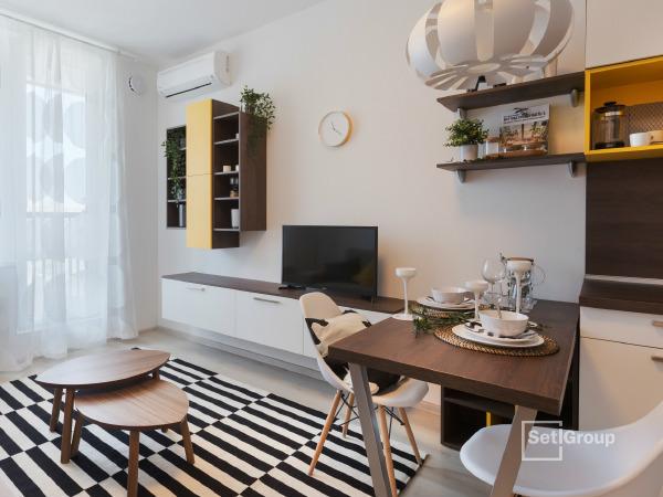 Количество апартаментов в Петербурге выросло в три раза