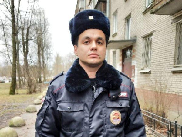 Наиль Исламов//Пресс-служба ГУ МВД по Санкт-Петербургу и Ленинградской области