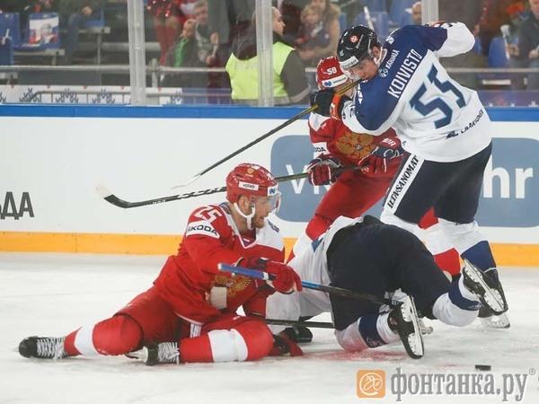 «Такие матчи запоминаются на всю жизнь». Россия снова обыграла финнов на «Газпром Арене»