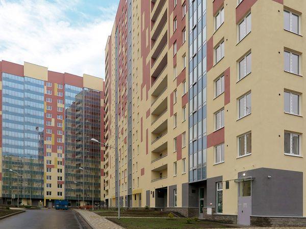 ЖК «Кирилл и Дарья» введен в эксплуатацию