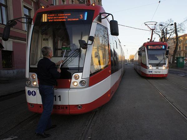 «Не будьте майданщиками». «Горэлектротранс» призвал «итальянских» забастовщиков не раскачивать трамвай