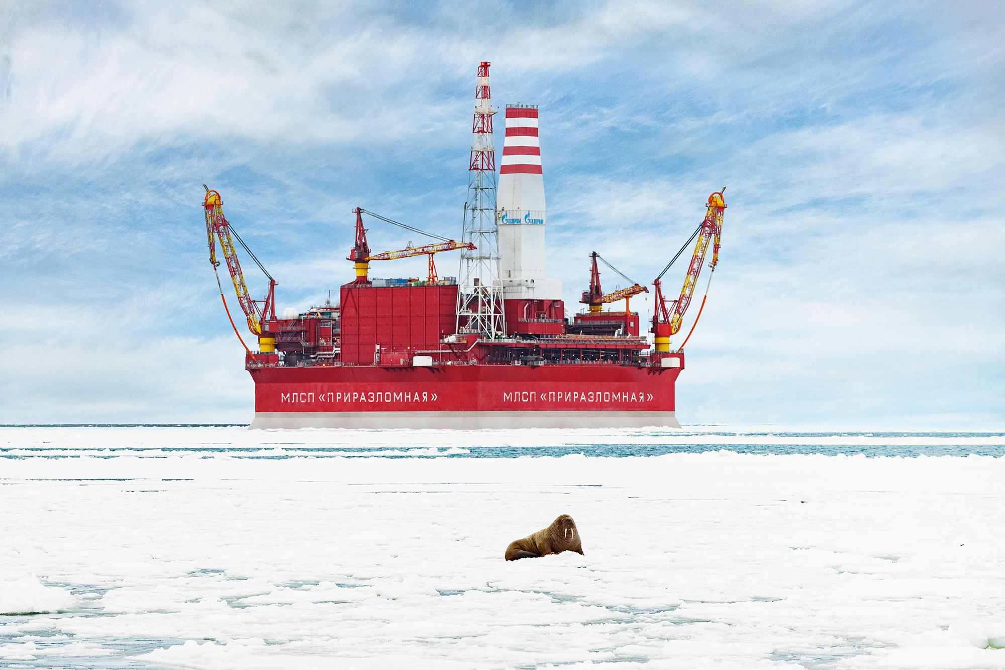 Победителей викторины «Что вы знаете об Арктике» ждут на арктической вечеринке  (Иллюстрация 1 из 4)