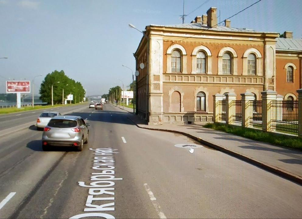 Дом16.Скриншот«Яндекс.Карт»
