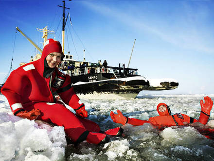 Чем заняться в Финляндии зимой? Топ-8 самых небанальных развлечений