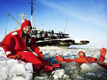Icebreaker Sampo / Visit Finland