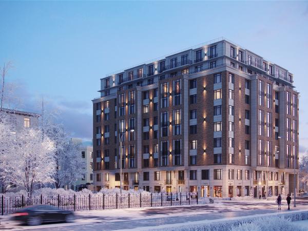 ГК «ПСК»: у недвижимости бизнес-класса в Петербурге светлое будущее