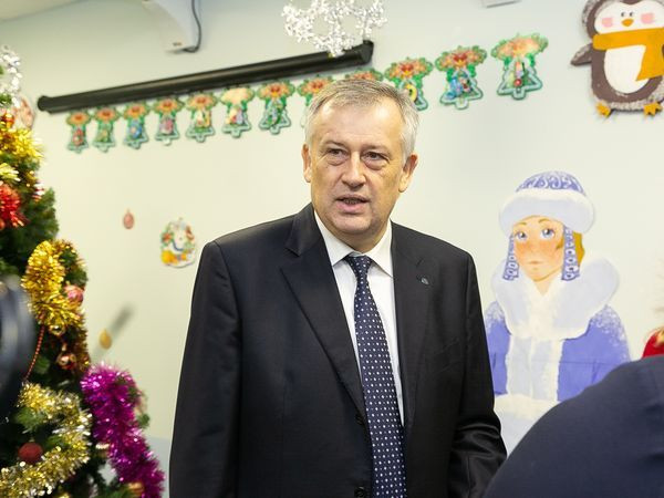 Компания «Лидер Групп» открыла в Мурино новый детский сад