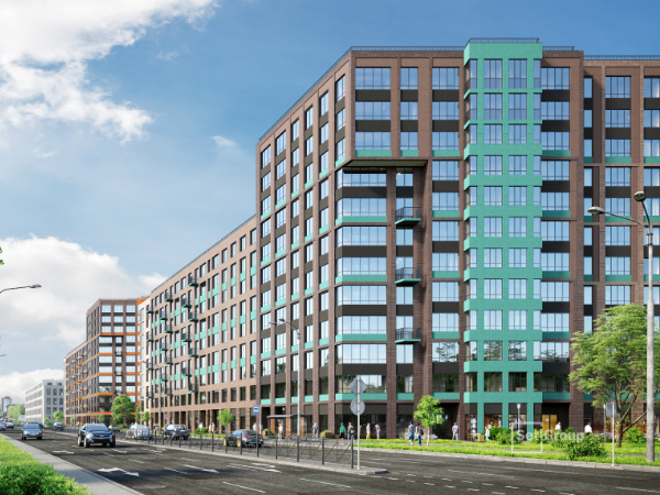Пять новых жилых комплексов 2019 года