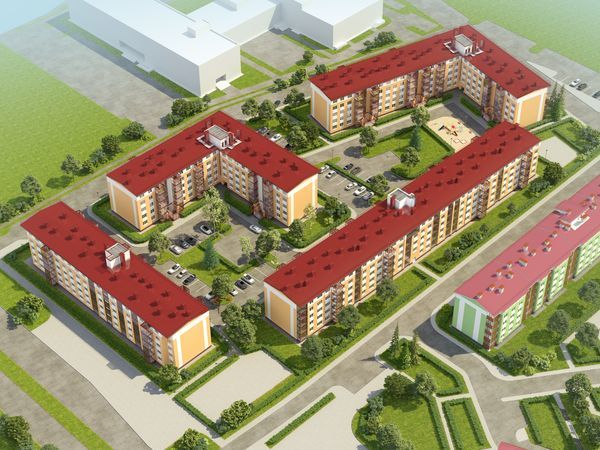 Жилой комплекс «Образцовый квартал 5» введён в эксплуатацию