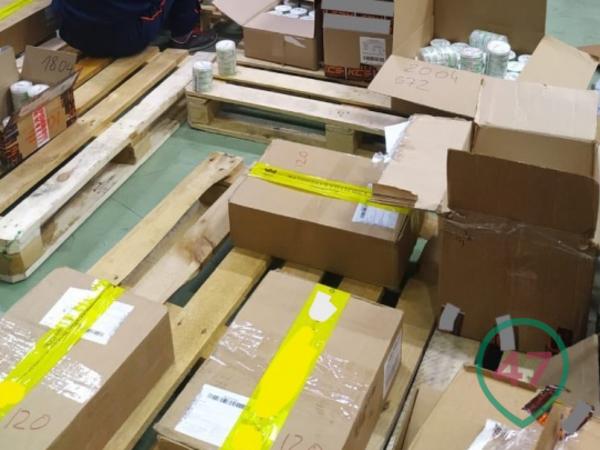 В Петербурге и Ленобласти начали «шерстить» рынок снюса. Коробки изымают на производствах и в продаже